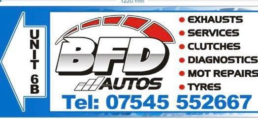 BFD Autos, proud to be supporting Hardie Race Promotions