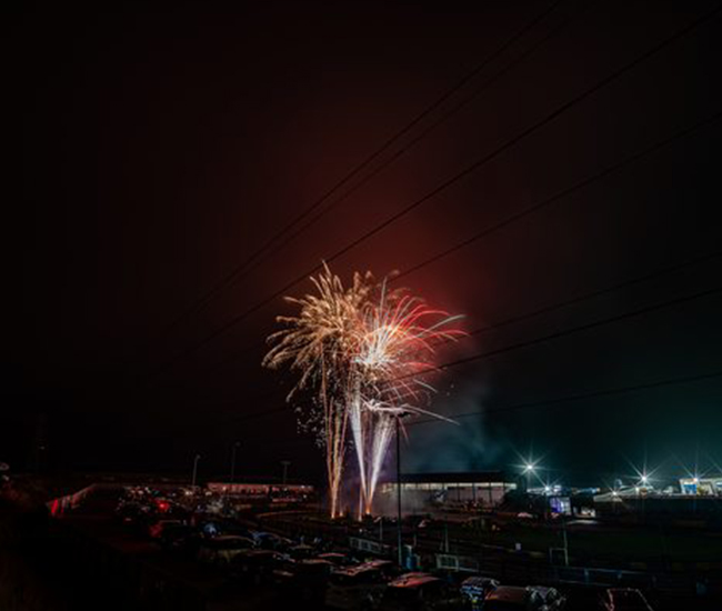 Firework and Van Bangers